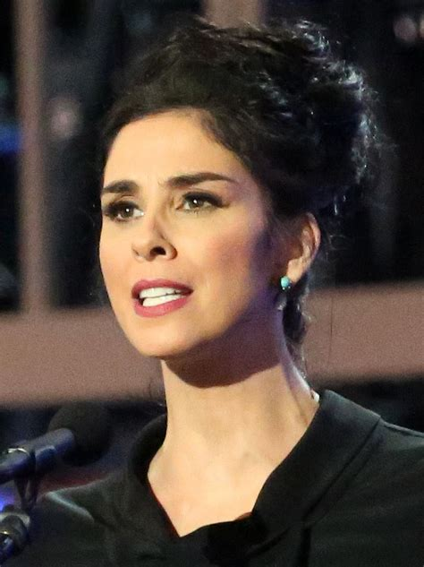 middle aged actresses withbkack hair sarah silverman wikipedia