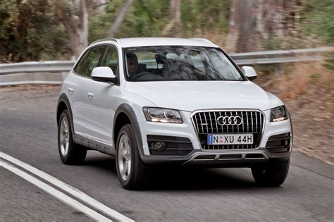 Audi Q3 Or Q5 by Q5 Vs Q3 Side By Side Autos Post