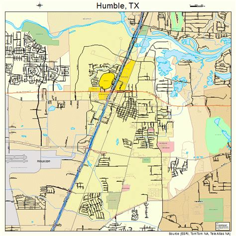 map of humble texas humble tx pictures posters news and on your pursuit hobbies interests and worries