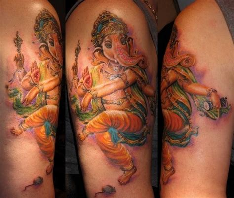 ganesh tattoo placement 25 best ganesha tattoos images on pinterest tattoo ideas