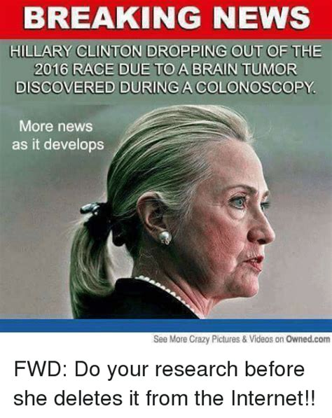hillary clinton pictures videos breaking news breaking news hillary clinton dropping out of the 2016