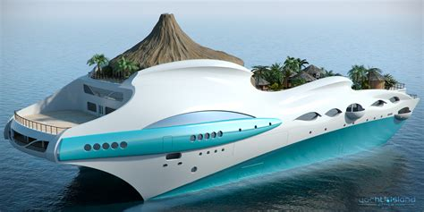 yacht island design yachts islands and island design on pinterest