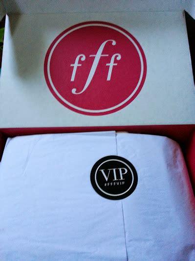 vip subscription fff vip summer edition box 2014 get 15