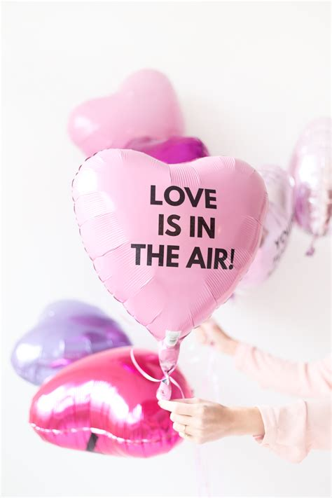 valentines day balloons diy s day balloon tattoos s day