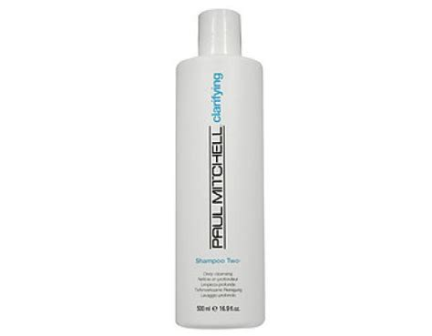 paul mitchell home paul mitchell shoo two 500ml buy online mankind