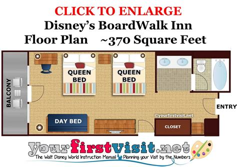 disney boardwalk villas floor plan review disney s boardwalk inn yourfirstvisit net