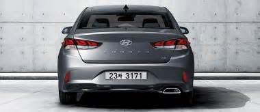 refreshed 2018 hyundai sonata quot new rise quot gets