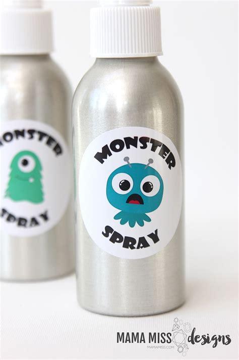 monsters ive   monster spray