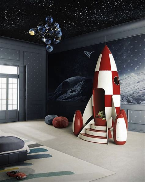 rocket themed bedroom 21 smashing kids bedroom ideas your children will go crazy for