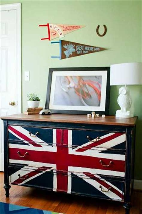 patriotic decoration ideas union jack themed decor