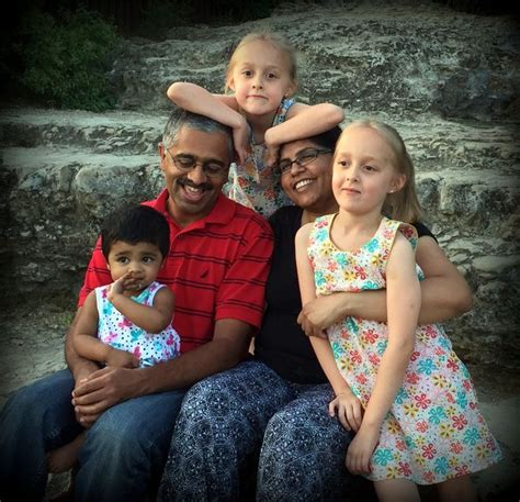 indian american  adopted white children