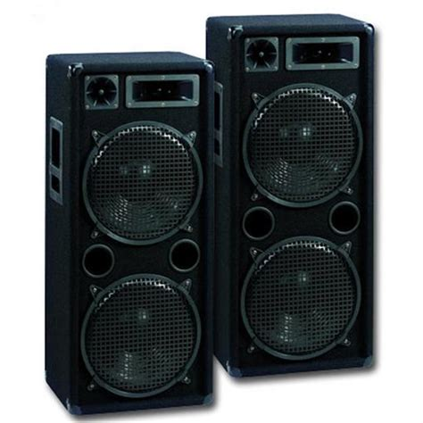 Speaker Selfie L 2 In 1 Lu Disco Multi Fungsi 2 x omnitronic dx2222 12 quot passive pa dj speakers 2000 watt pair at the best price