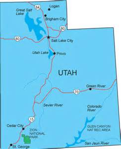 State Of Utah Map by Ut Map Utah State Map