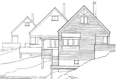 design guidelines sketch residential design drawing guidelines