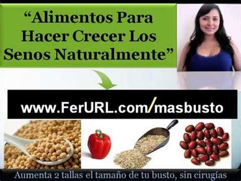 alimentos para crecer los senos alimentos para hacer crecer los senos naturalmente como