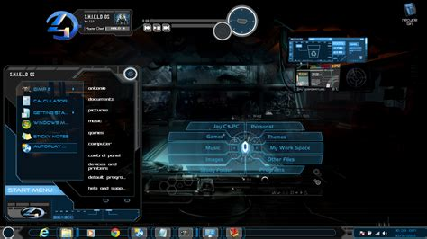 themes download for laptop windows 7 windows 7 themes black xux by newthemes on deviantart