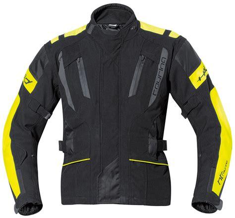Held Motorrad Textilbekleidung by Held 4 Touring Textiljacke Schwarz Gelb Touring