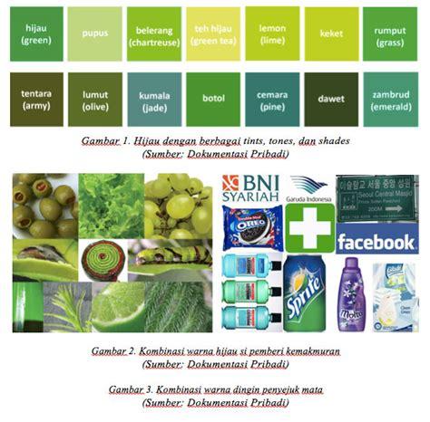 Handuk Tanggung Warna Hijau Dan Hijau Muda warna hijau dalam emosi