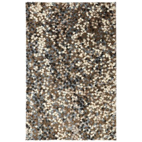 mohawk home accent rug mohawk home chaos theory dark earth 5 ft x 8 ft area rug