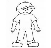 Flat Stanley Coloring Sheet  Free Pages On Art
