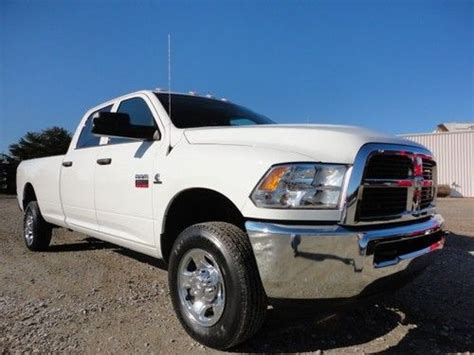 buy new 2012 ram 2500 long bed manual sell new new 2012 dodge ram 2500 st long bed manual diesel free ship l k in kernersville