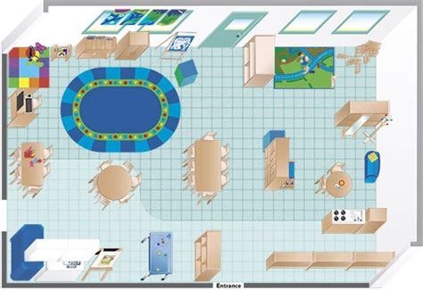 floor plan of a preschool classroom floor plan an environments pre k my dream preschool