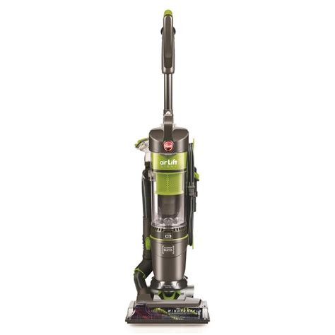hoover vaccum hoover air lift light bagless upright vacuum and canister