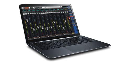 Mixer Digital Soundcraft ui12 soundcraft professional audio mixers