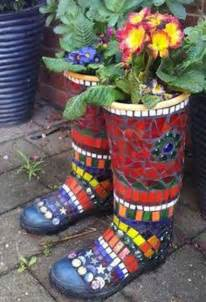 28 stunning mosaic projects for your garden amazing diy interior amp home design
