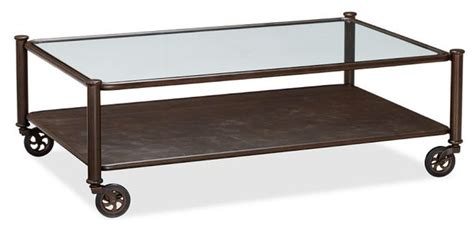 robert coffee table contemporary coffee tables by