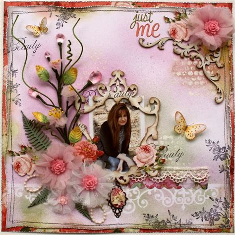scrapbook flowers tutorial such a pretty mess bloom tutorial done with websters