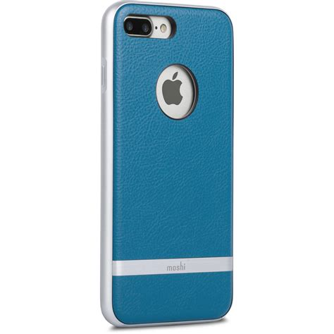 Iphone 7 B by Moshi Napa For Iphone 7 Plus Blue 99mo090512 B H Photo