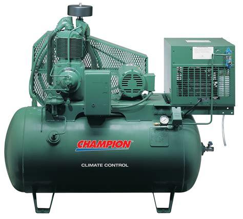champion air compressors  hvac pneumatic control systems
