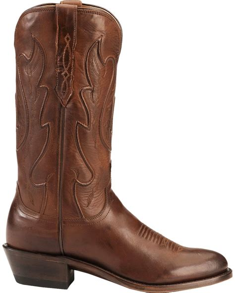 Handcrafted Cowboy Boots - lucchese handcrafted 1883 ranch cowboy boots
