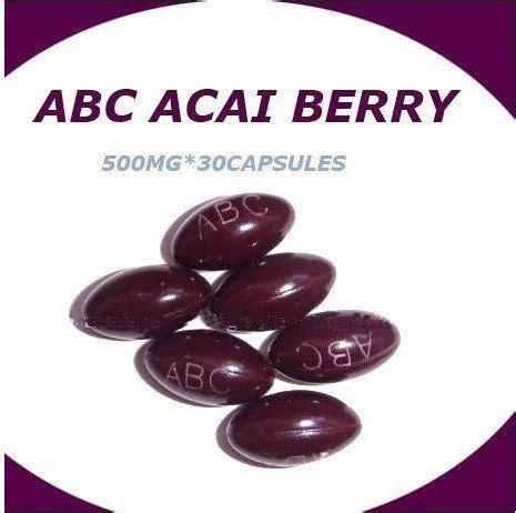 Acaibery Abc cara pemesanan abc acaiberry asli