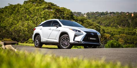 lexus rx 450h review 2017 lexus rx450h f sport review caradvice