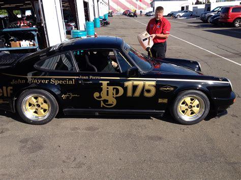 john player special livery 1987 porsche 911 race car pca e class rennlist porsche