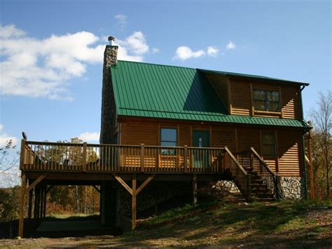 Cabin Rentals West Jefferson Nc by Spacious Cabin With Mountain River Views Vrbo