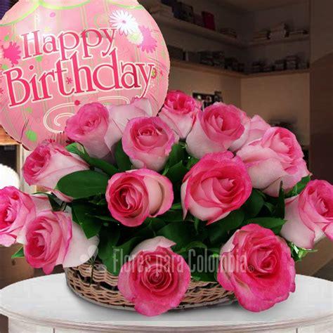 imagenes flores de cumpleaños flores para cumplea 241 os http www floresparacolombia com