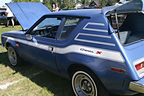 Seat Upholstery Material The Levi S Amc Denim Gremlin The Car That Wore The Pants