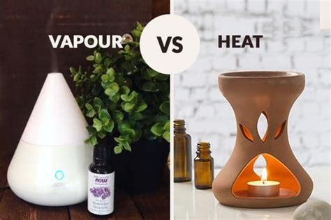 heat vapor essential oil diffusers