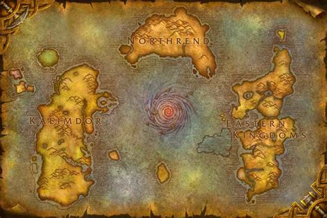 wow map world of warcraft wow map of azeroth minecraft project