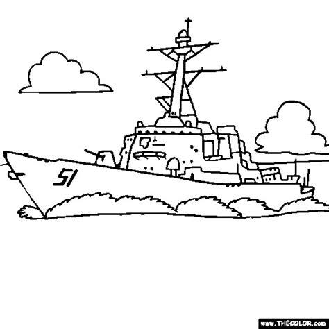 dessin bateau de guerre a imprimer coloriage navire de guerre facile dessin gratuit 224 imprimer