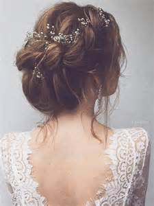 bridal hairstyles best 25 romantic wedding hairstyles ideas on pinterest