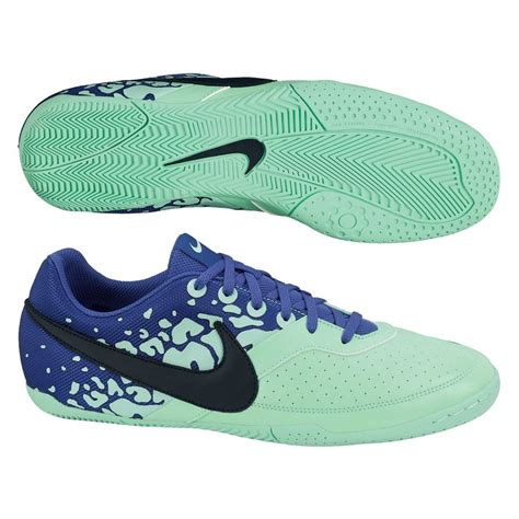 soccer indoor shoes nike fc247 elastico ii indoor soccer shoes green glow