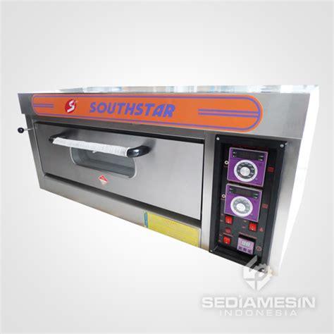 Oven Gas Api Atas Bawah mesin roti
