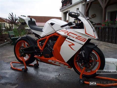 2011 Ktm Rc8r For Sale 2011 Ktm Rc8r