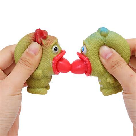 Gudetama Muntah Slime Squishy Anti Stress squishy stress reliever gift sticking tongue big slime alex nld