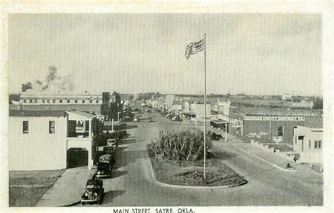 Oklahoma – Old Main Street Postcards – Peter D. Paul.com Hennessey Ok