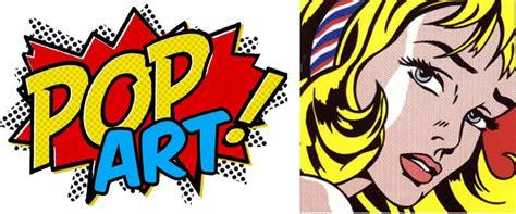 pop painting inspiration and halloween makeup pop art style